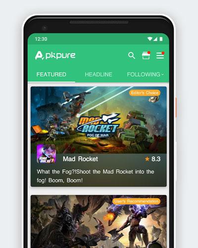 ApkPure App Pro 3.17.19 Apk Mod (Unlocked) 2