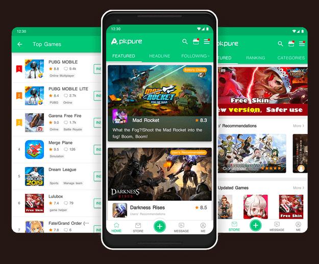 ApkPure App Pro 3.17.19 Apk Mod (Unlocked) 1